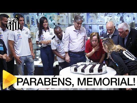 Com bate-papo com ídolos, Memorial das Conquistas celebra 13 anos