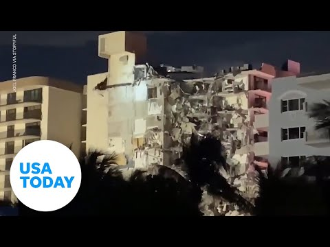 Oceanside condo building has partially collapsed in Florida   USA TODAY