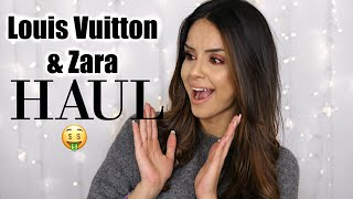 Louis Vuitton & Zara HAUL I NEUHEITEN in 2018!! I Tamtam Beauty