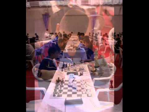 Thailand junior chess 2014