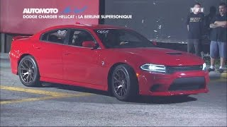 Dodge Charger Hellcat : La Berline Supersonique