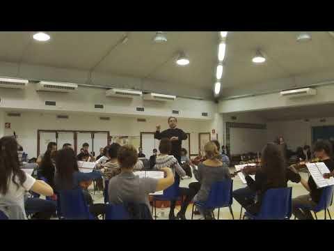 Tchaikovsky Symphony no.5 III mov. Valse - Gilberto Serembe, conductor