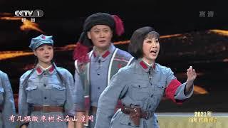 [2021年新年戏曲晚会]评剧《金沙江畔·小酸枣》片段 表演:王平| CCTV戏曲 - YouTube
