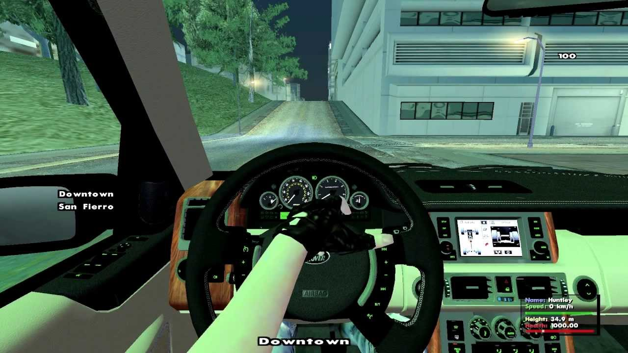 SA:MP | Improved Vehicle Features & Active Dashboard