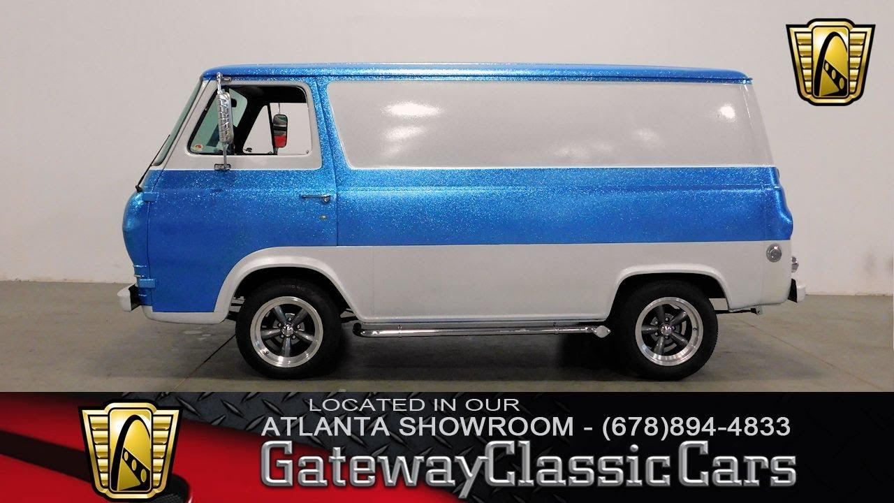 1967 Ford Econoline - Gateway Classic Cars of Atlanta #688