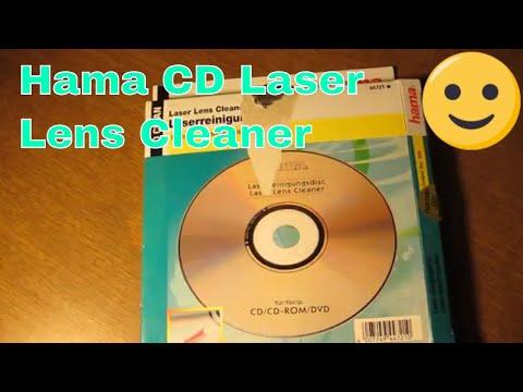 Hama CD LASER LENS CLEANER