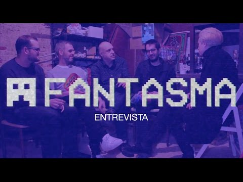 FANTASMA - Una fiesta disco oscura, muy oscura... Entrevista