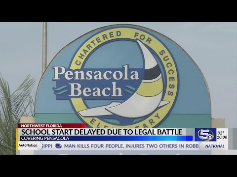Pensacola Beach charter school's first day delayed because of legal battle