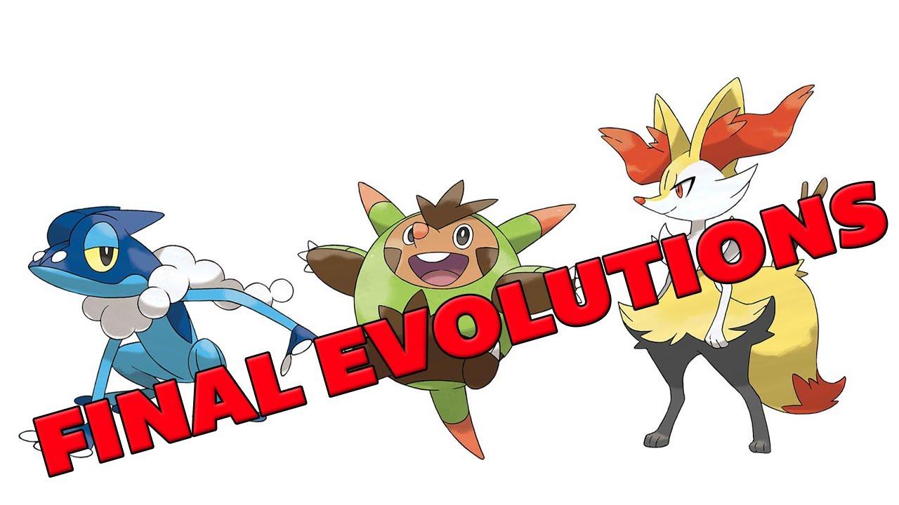 Chespin Evolved Pokemon | www.pixshark.com - Images ...