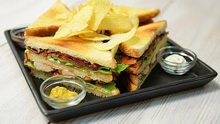 Kulüp Sandviç Tarifi - Semen Öner - Yemek Tarifleri