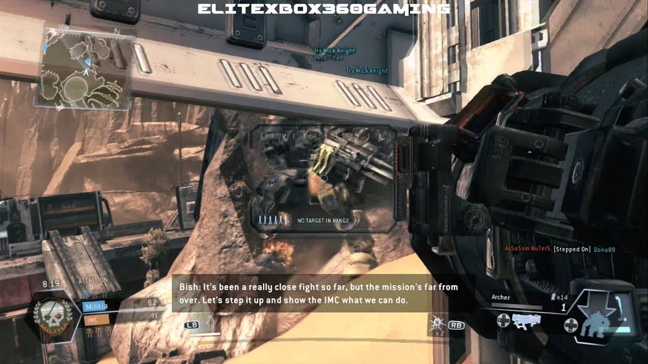 Titanfall 360 matchmaking issues