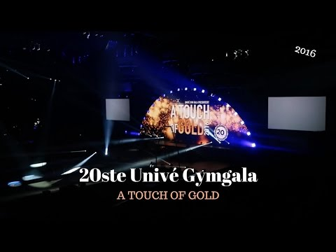 Univé Gymgala 2016 A Touch Of Gold