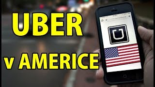 Jak Funguje UBER v AMERICE - Řidič vozil členy GANGU