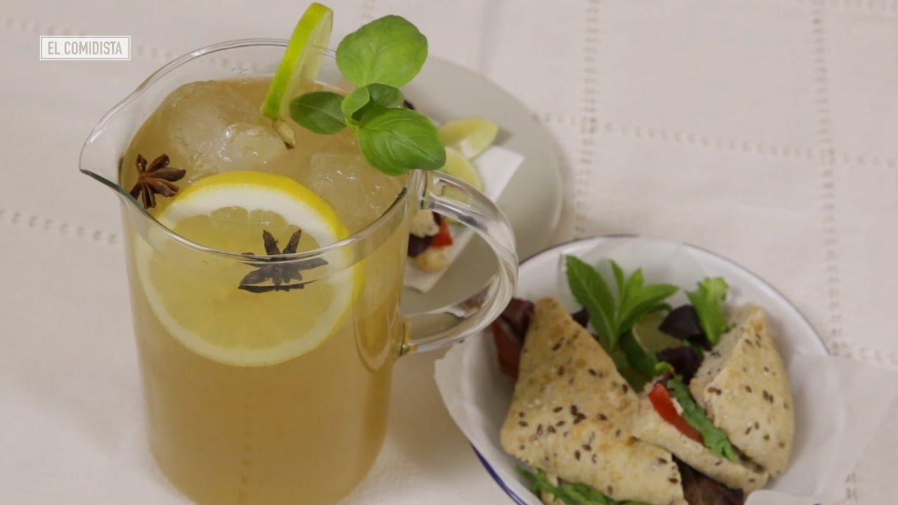 Cómo hacer tés e infusiones frías para el verano | EL COMIDISTA