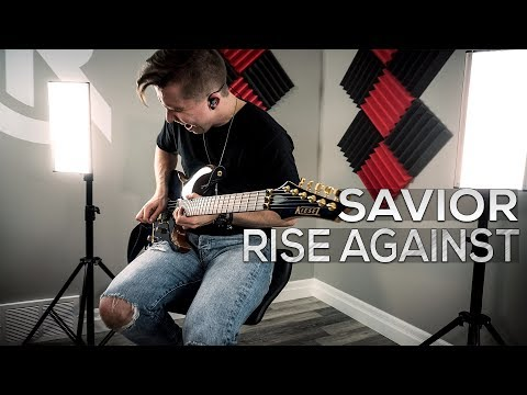 Rise Against - Savior - Cole Rolland (Guitar Cover)