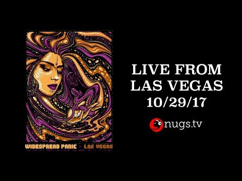 Live from Las Vegas 10/29/17 Set I Opener