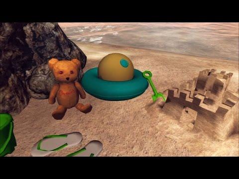 'Memories' Level - Slender: The Arrival PS3 Full Walkthrough