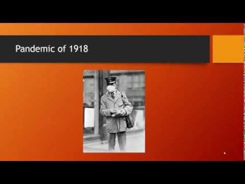Spanish Flu Pandemic of 1918 In Utah: An Interactive Video