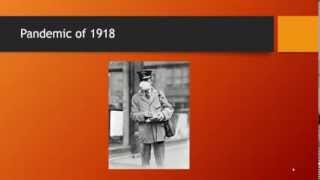 Spanish Flu Pandemic of 1918 In Utah: An Interactive Video
