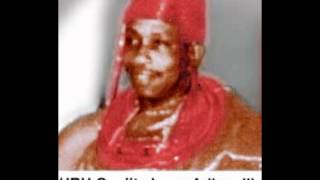 Urhobo music- Prof Johnson Adjan[Ogbu r