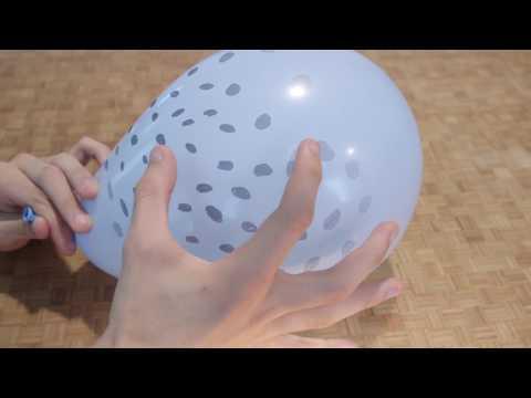 Hack This - Big Bang Simulation with a Balloon