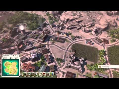 Let's Play: Tropico 5 Time Machine campaign mission Part 1 - 1 / 3 |