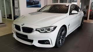 2018 BMW 430d Gran Coupé Modell M Sport | -[BMW.view]-