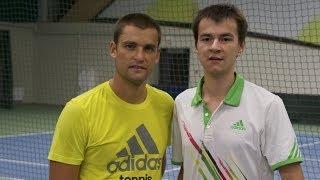 Mikhail Youzhny vs Vyacheslav Kholmov. 23.11.2013
