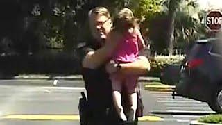 Florida Deputy Saves 3-Year-Old Girl from Hot Car