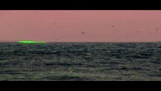 El rayo verde, el primer y último rayo del día