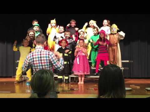 A Halloween Night of the Arts at Smithville Primary Elementary School