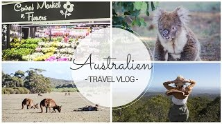 AUSTRALIEN -  Adelaide & Kangaroo Island I Travel Vlog