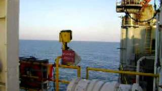 My Offshore Oil Drilling Rig Tour