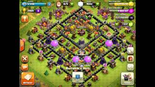 Dragon Balloon (Chinese Loons) Strategy for Clash of Clans.