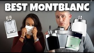 Rate & Smell Montblanc fragrances
