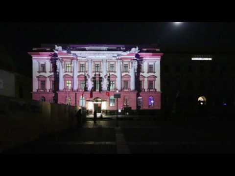 Hotel de Rome - Festival of Lights 2016