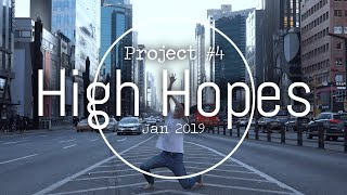 Panic! At The Disco - High Hopes | Dance | Chanin Yong Choreography (Project #4)