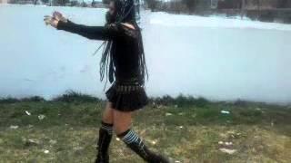 Cyber Dance Queen-Toxicanimal