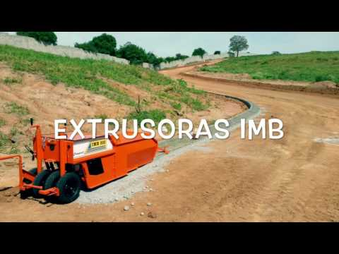 IMB Curb Machines