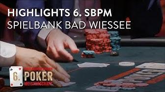 Die Highlights der 6. Spielbanken Bayern Pokermeisterschaft