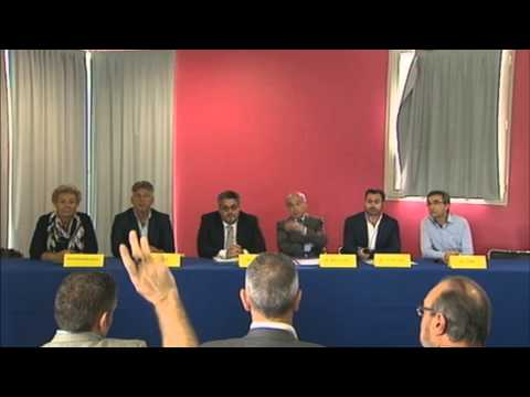 REPLAY. La JA Vichy et le Stade Clermontois Basket annoncent leur fusion