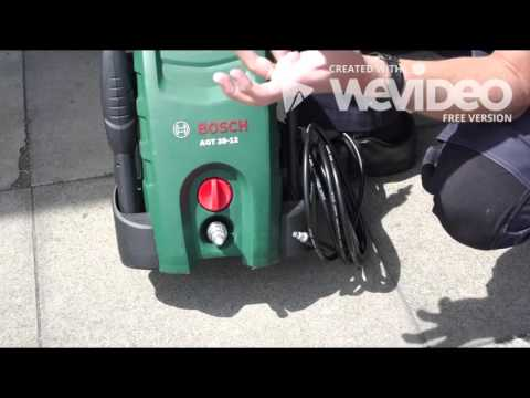 Bosch AQT 35-12 High Pressure Cleaner by Bosch Power Tools Malaysia at 11th Street
