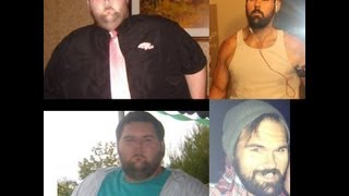 Amazing Transformation Guy Loses over 360lbs On His Own! Before and Afters