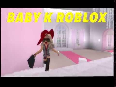 MY NEW ROBLOX INTRO | Roblox| babyK1600