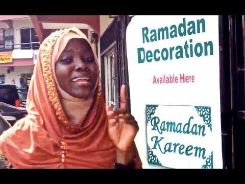 Nigeria Fashion: how-to wear the Hijab!