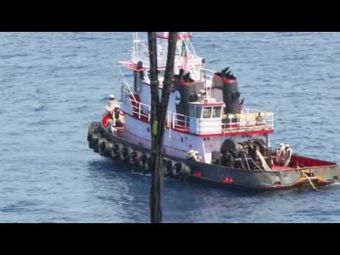 Offshore ship in merchant navy