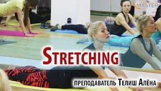 Stretching. Разминка с Алёной Телиш