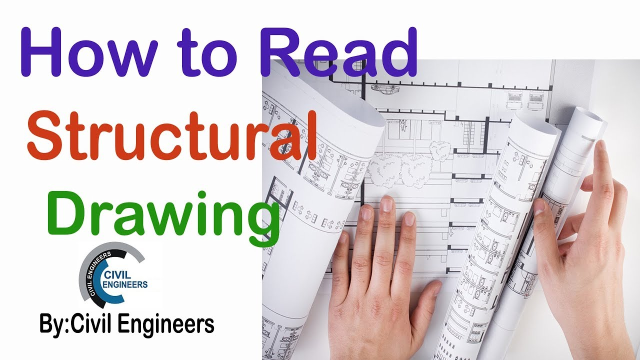 Reading structural drawings how to read structural for How to read a blueprint