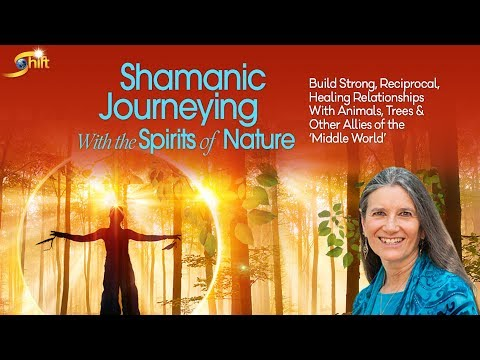 Shamanic Journeying With the Spirits of Nature Q&A with Sandra Ingerman