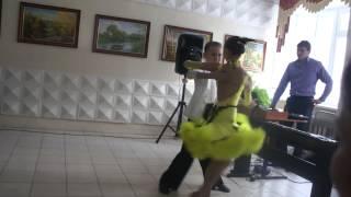 спортивно- бальные танцы ча- ча- ча